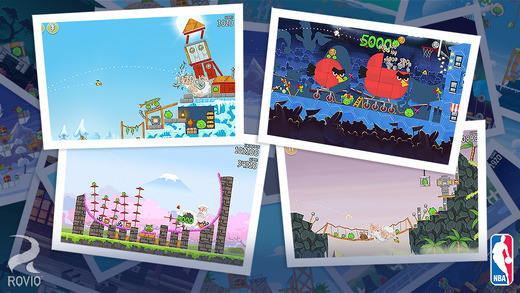 Angry Birds Seasons-3